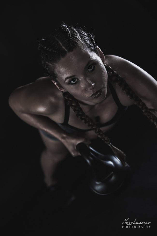 Studio Fitness Photography Armin Nussbaumer Photography Zürich