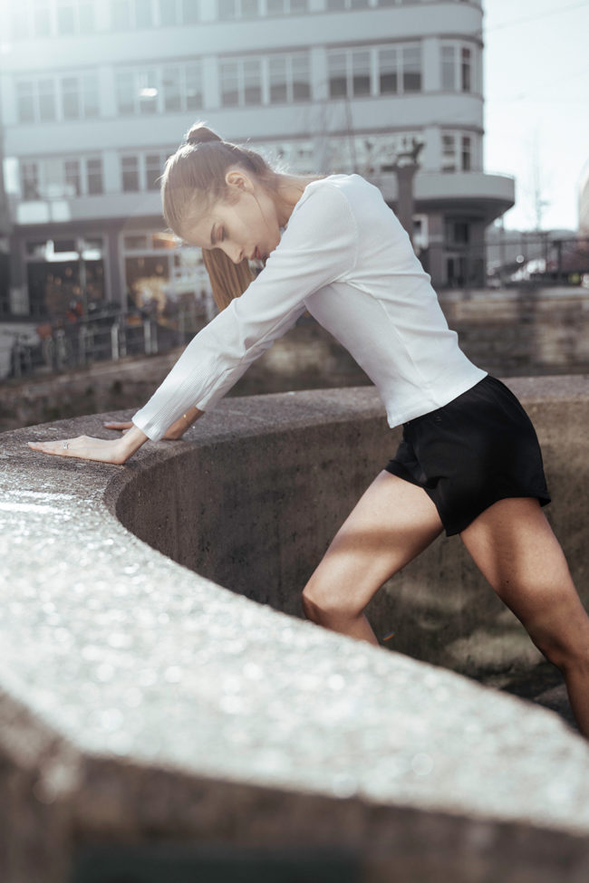 Fitness Jogging Sport Portraits Lifestyle Street Sedcard Fotos